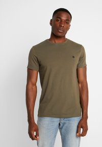 Timberland - DUNSTAN  - T-shirt basic - grape leaf - 0