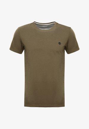 DUNSTAN  - T-shirt basic - grape leaf