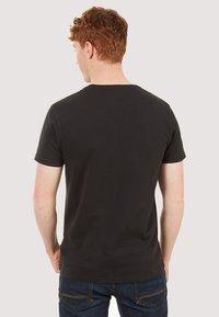 Timberland - BASIC SLIM TEE 3 PACK - T-shirt basique - grey/white/black - 7