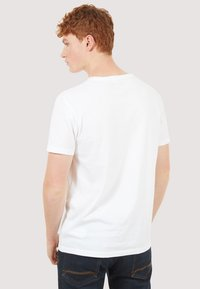 Timberland - BASIC SLIM TEE 3 PACK - T-shirt basique - grey/white/black - 5
