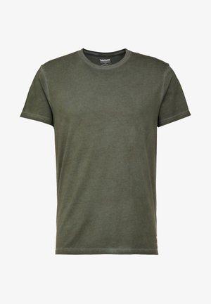 HERITAGE GARMENT DYE TEE - T-shirt basique - duffel bag