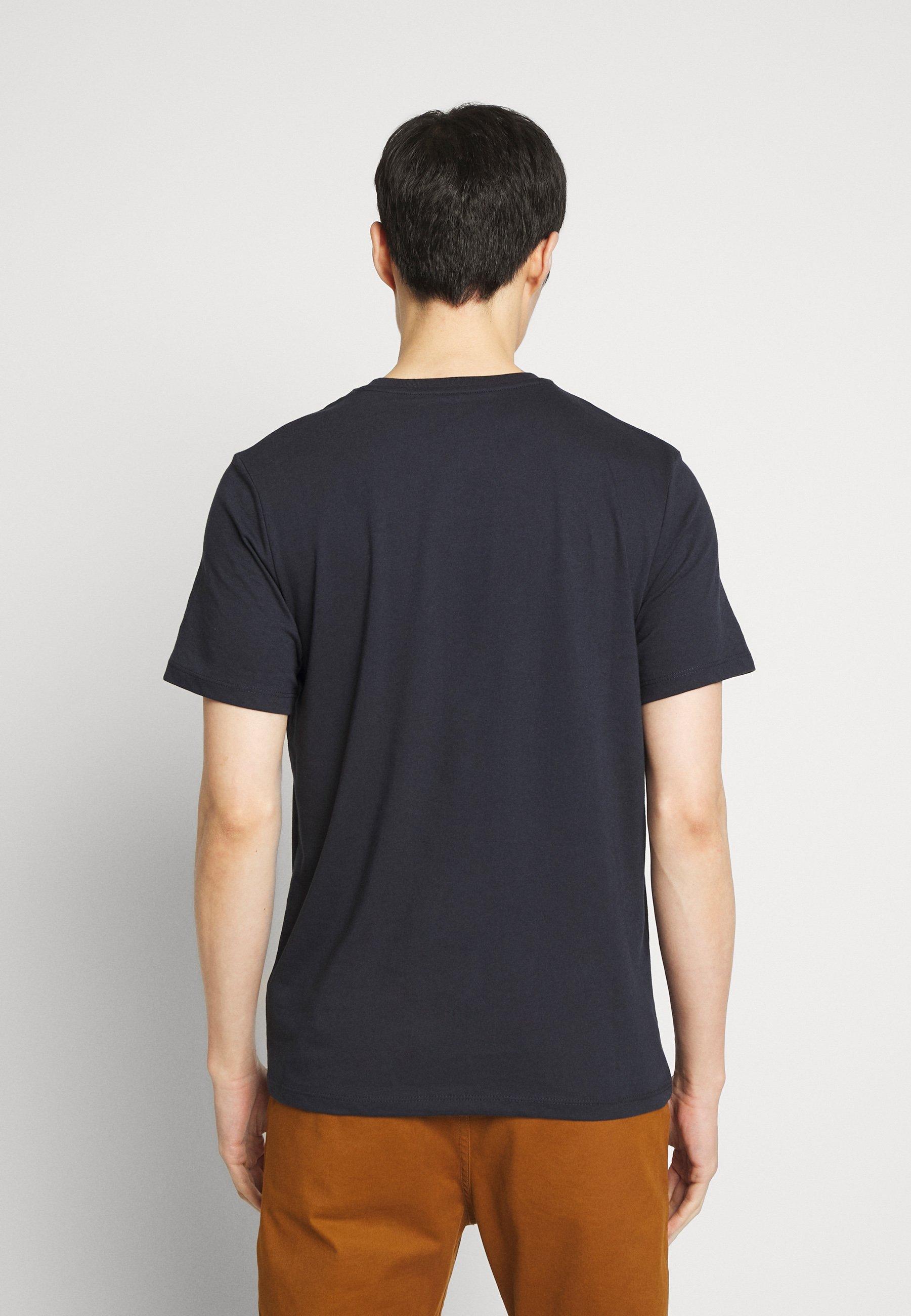 Timberland T-shirt imprimé - dark sapphire