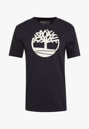 KENNEBEC - T-shirt imprimé - dark sapphire