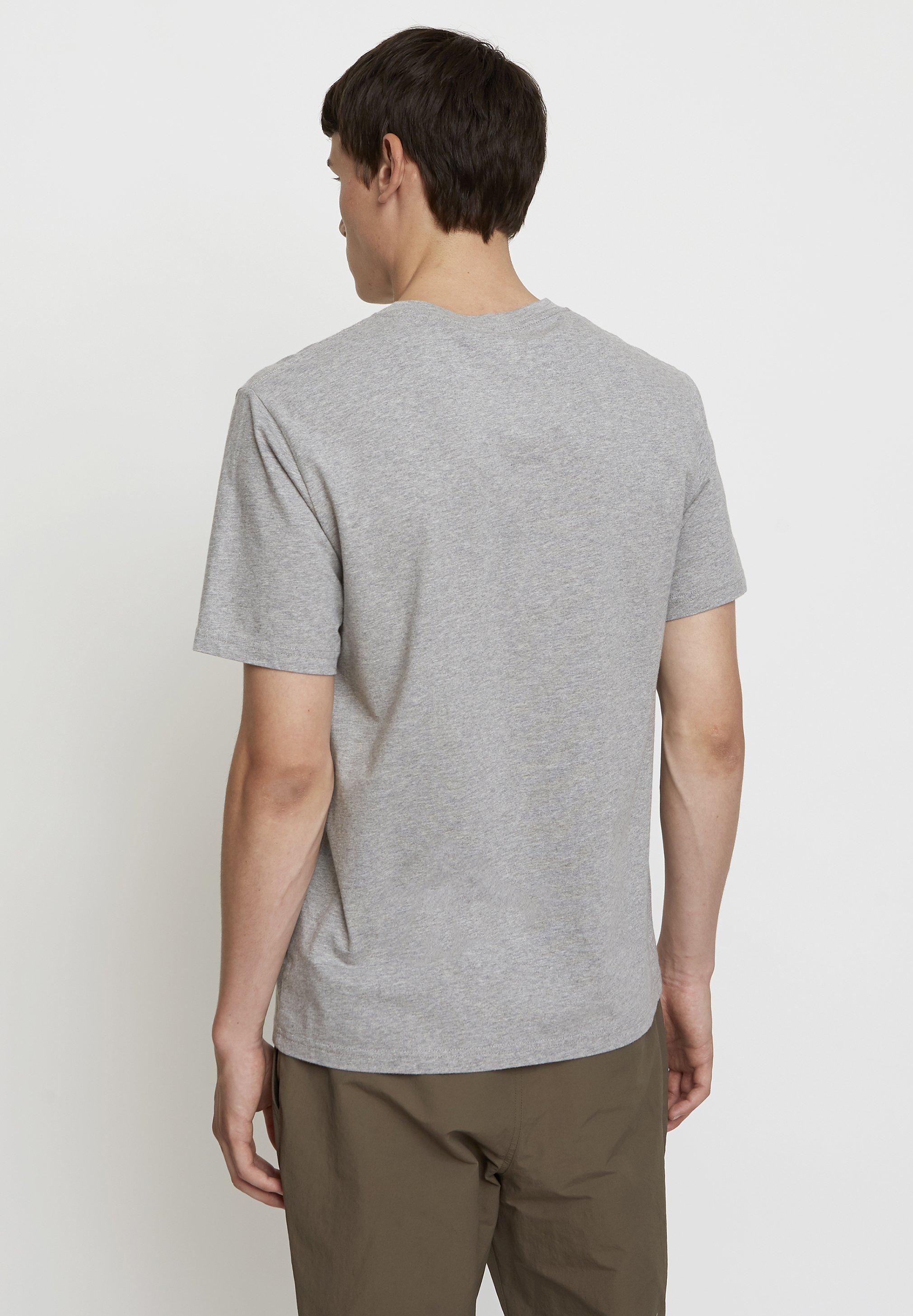 Timberland Woodwood - T-shirt Med Print Grey