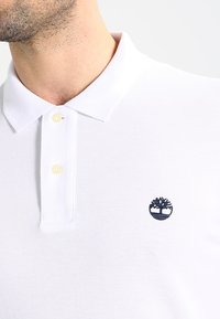 Timberland - Polo shirt - white - 3