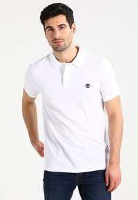 Timberland - Polo shirt - white - 0