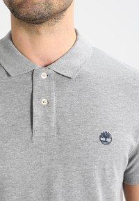 Timberland - Polo shirt - med grey heat - 3