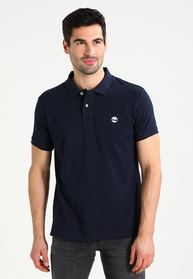 Polo shirt - dark sapphir