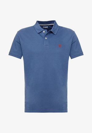 Polo shirt - dark denim