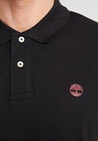 Timberland - Koszulka polo - black - 5