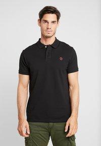 Timberland - Koszulka polo - black - 0