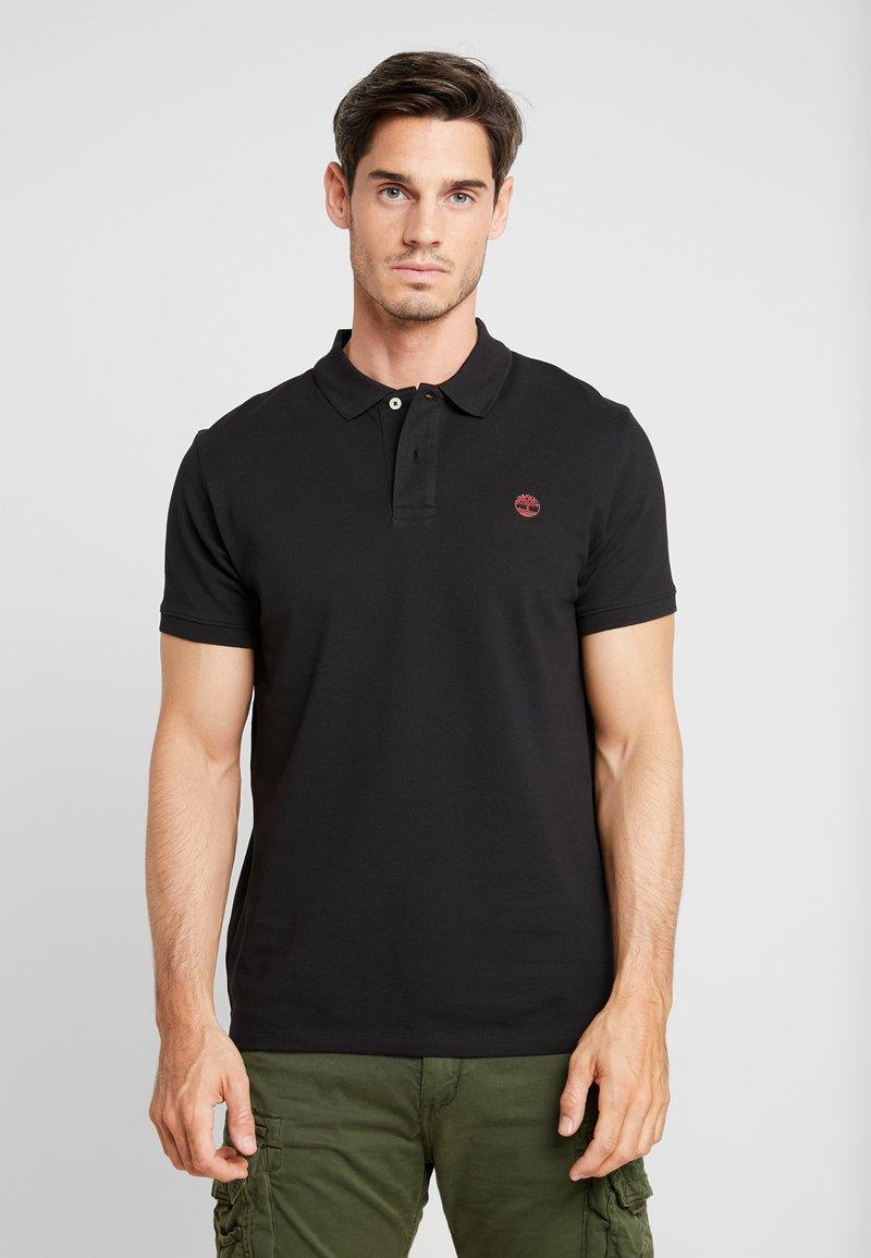 Timberland - Koszulka polo - black