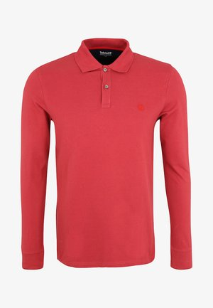 MILLERS RIVER SLIM - Polo - brick red