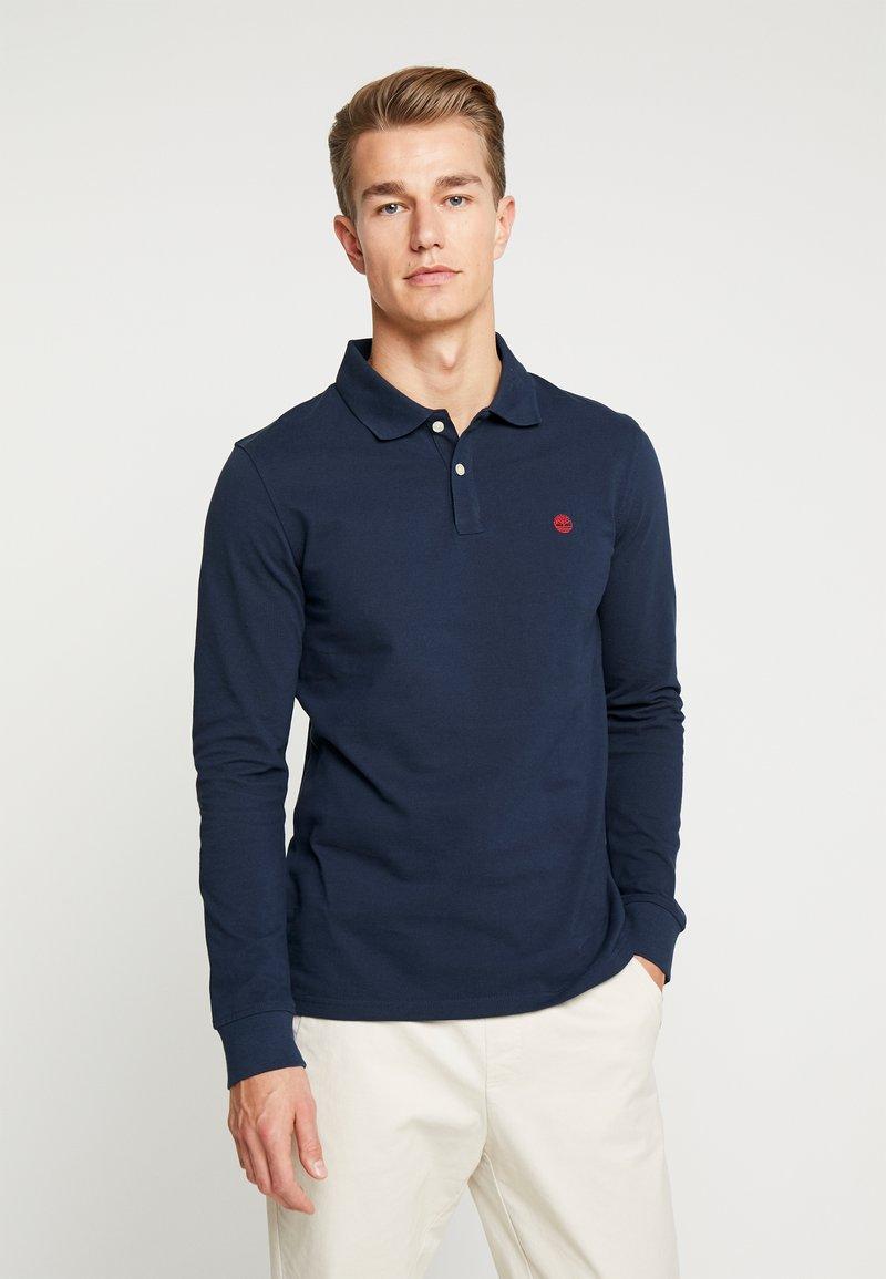 Timberland - MILLERS RIVER SLIM - Polo shirt - dark sapphire