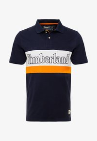 Timberland - MILLERS RIVER COLOUR BLOCK SLIM - Polo - dark sapphire - 3