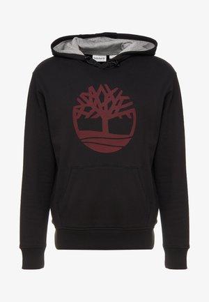 TREE LOGO - Hoodie - black