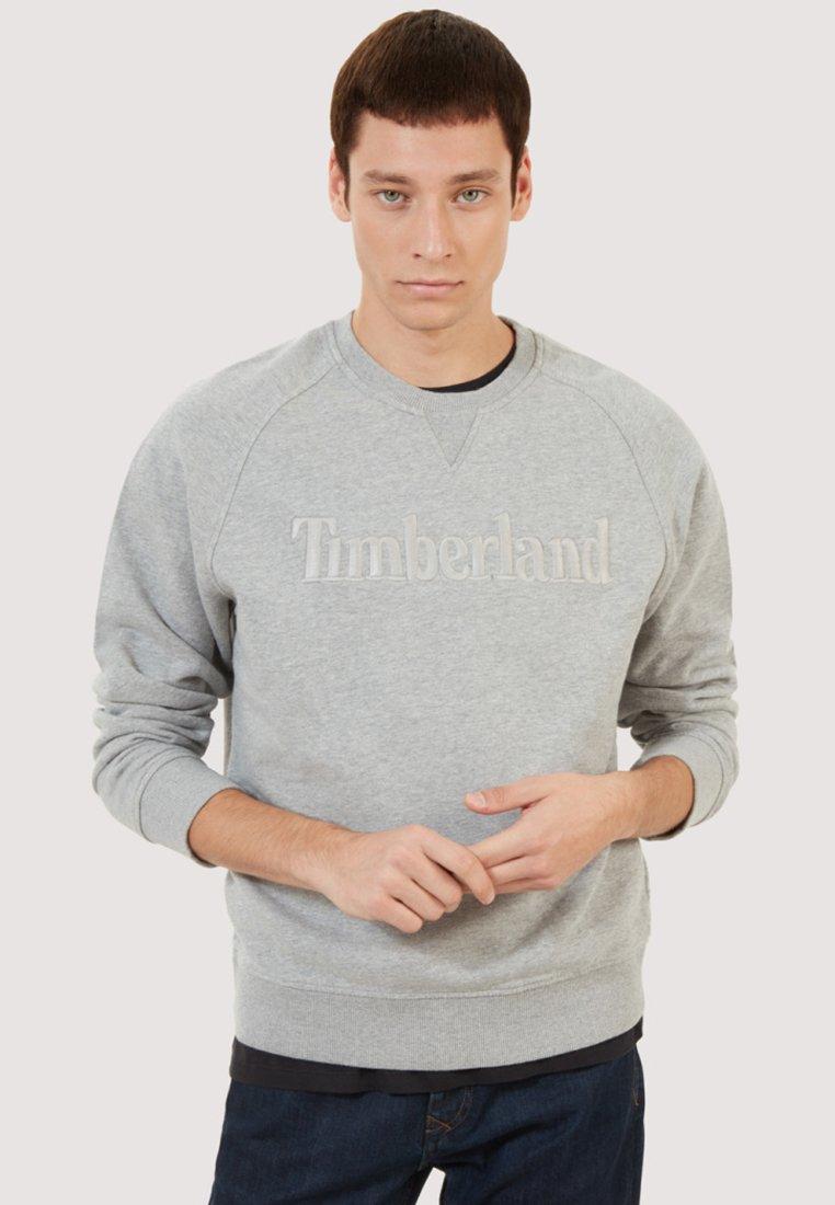 Timberland - EXETER RIVER LOGO - Sweatshirt - grey