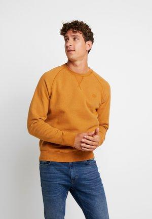 EXETER RIVER BASIC CREW - Sweatshirt - wheat boot