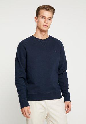 EXETER RIVER BASIC CREW - Sweatshirt - dark sapphire