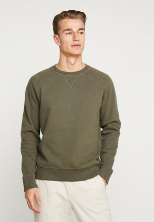 EXETER RIVER BASIC CREW - Sweater - grape leaf