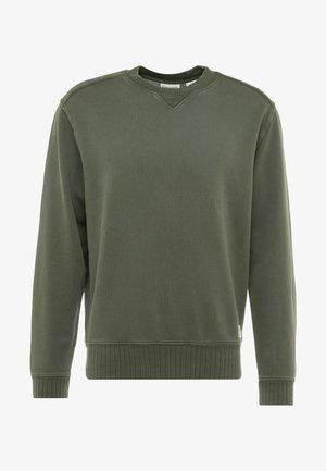 MAD RIVER GARMENT DYED CREW - Sweatshirt - duffel bag