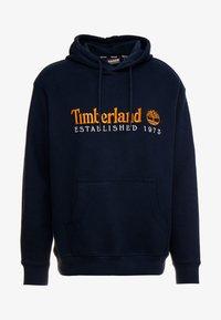 Timberland - OUTDOOR ARCHIVE HOODIE - Felpa con cappuccio - dark sapphire - 4