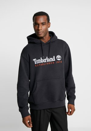 OUTDOOR ARCHIVE HOODIE - Hoodie - black