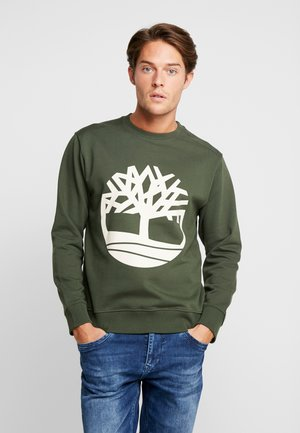 CORE TREE CREW - Sweatshirt - duffel bag