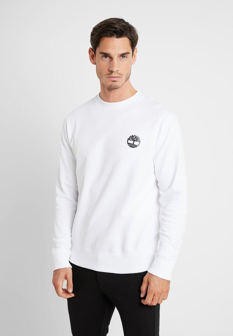 Timberland - CREW - Sweatshirt - white