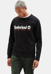 Timberland - ESSENTIAL - Sweatshirt - black - 0
