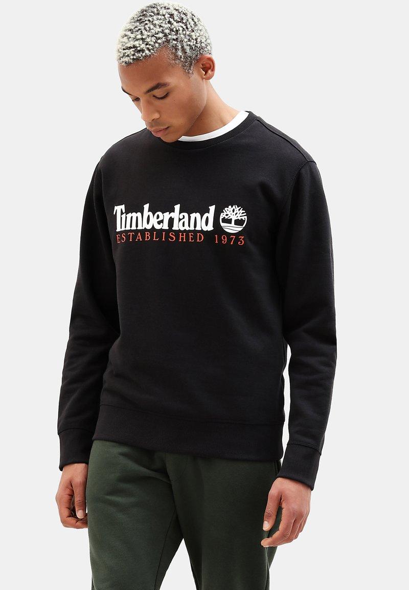 Timberland - ESSENTIAL - Sweatshirt - black