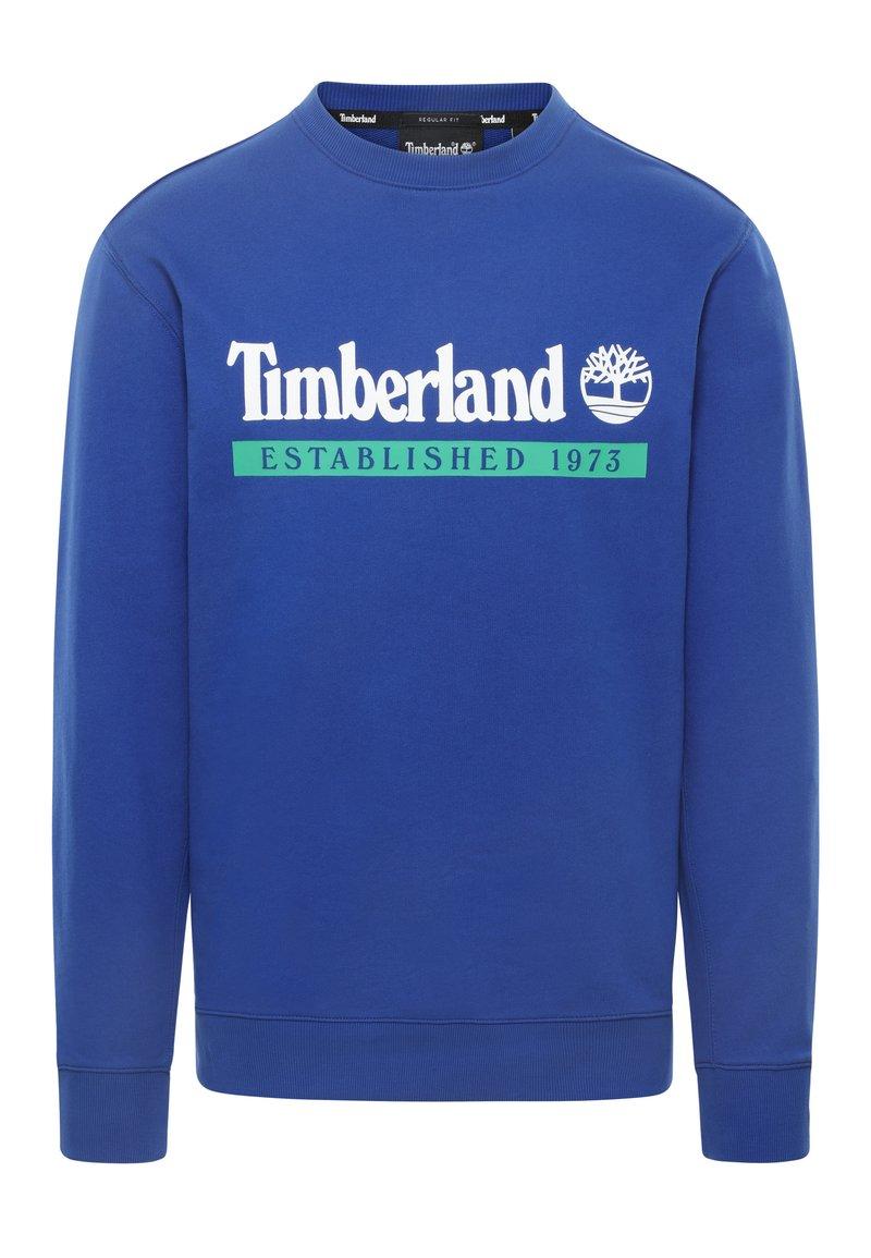 Timberland - Sweatshirt - light blue, mint
