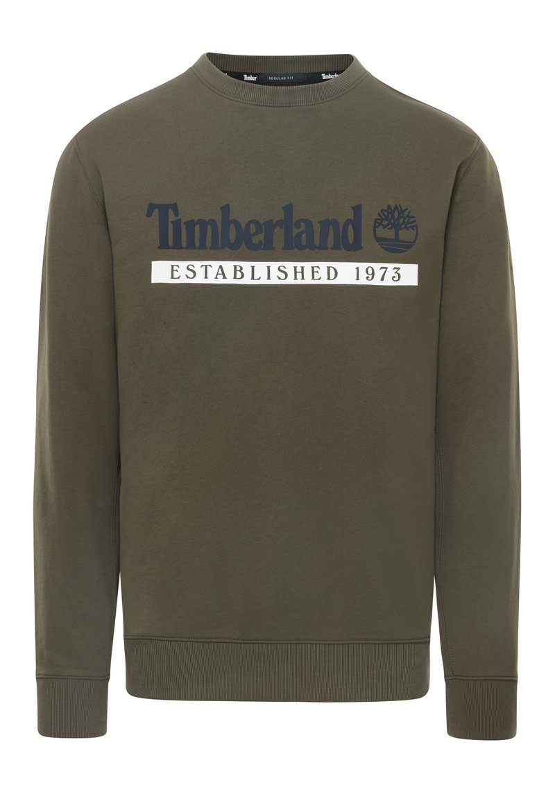 Timberland - Sweatshirt - light green