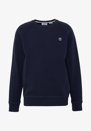 EXETER RIVER BASIC REGULAR CREW - Sweatshirt - dark sapphire