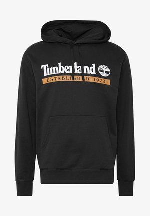 ESTABLISHED HOODIE - Hoodie - black
