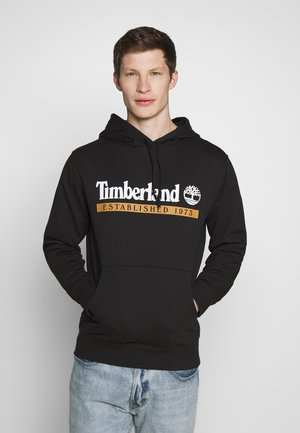 ESTABLISHED HOODIE - Hoodie - black