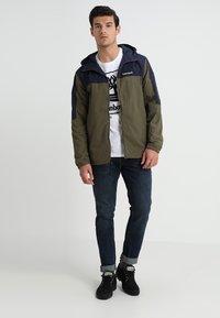 Timberland - Lett jakke - khaki - 1