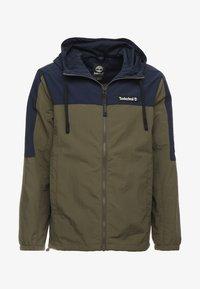 Timberland - Lett jakke - khaki - 4