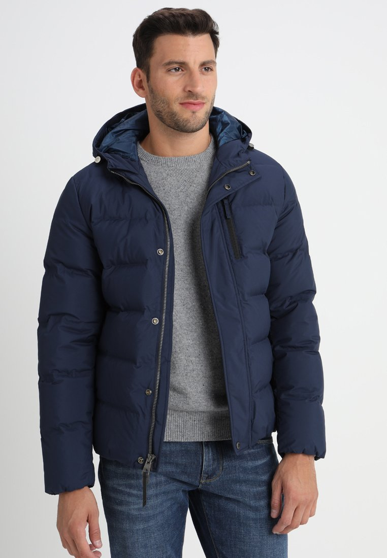 Timberland - GOOSE EYE MOUNTAIN  - Daunenjacke - dress blues
