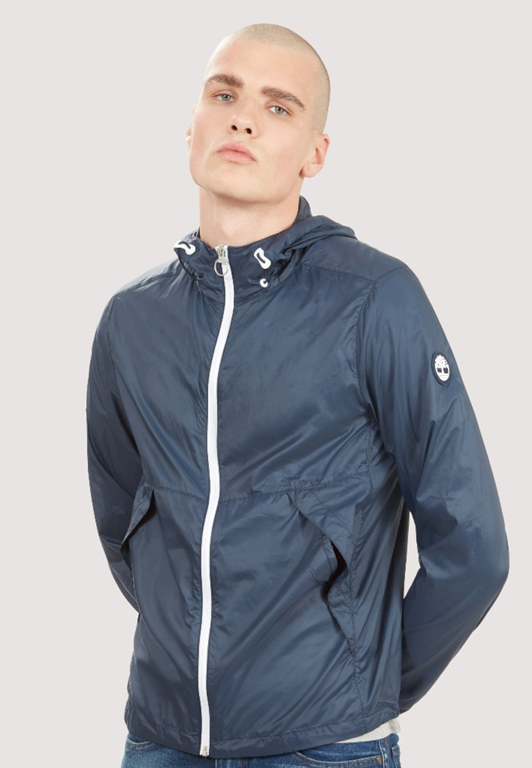 Timberland - ROUTE RACER - Summer jacket - dark blue