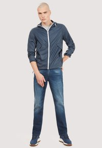 Timberland - ROUTE RACER - Summer jacket - dark blue - 1