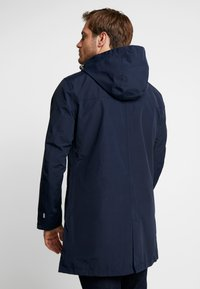 Timberland - RAGGED MOUNTAIN RAINCOAT  - Waterproof jacket - dark sapphire - 2