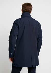 Timberland - RAGGED MOUNTAIN RAINCOAT  - Waterproof jacket - dark sapphire - 4