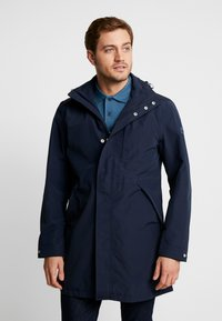 Timberland - RAGGED MOUNTAIN RAINCOAT  - Waterproof jacket - dark sapphire - 0