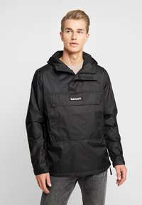 Timberland - OUTDOOR ARCHIVE HOODED - Giacca a vento - black - 0