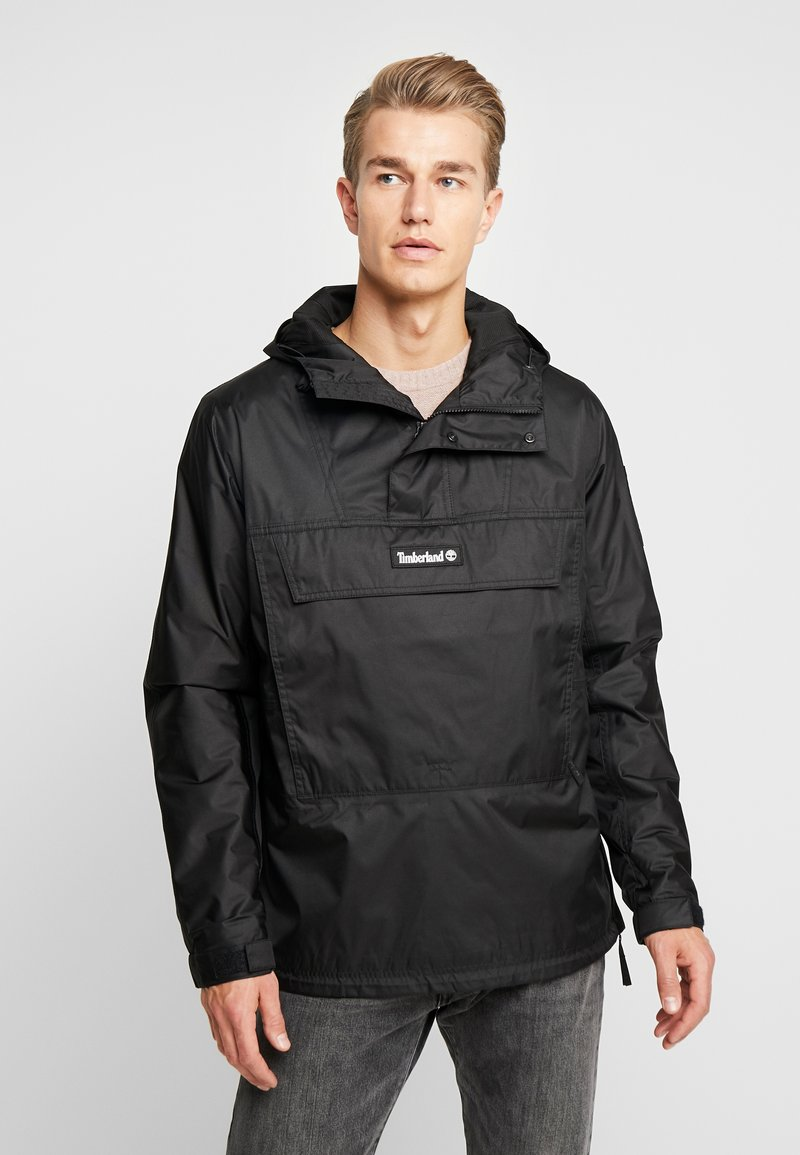 Timberland - OUTDOOR ARCHIVE HOODED - Giacca a vento - black