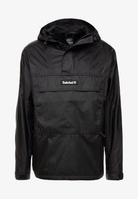 Timberland - OUTDOOR ARCHIVE HOODED - Giacca a vento - black - 4