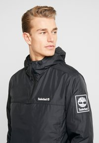 Timberland - HOODY - Veste coupe-vent - black - 3
