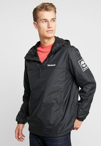 Timberland - HOODY - Veste coupe-vent - black - 0