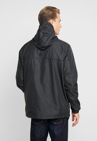 Timberland - HOODY - Veste coupe-vent - black - 2
